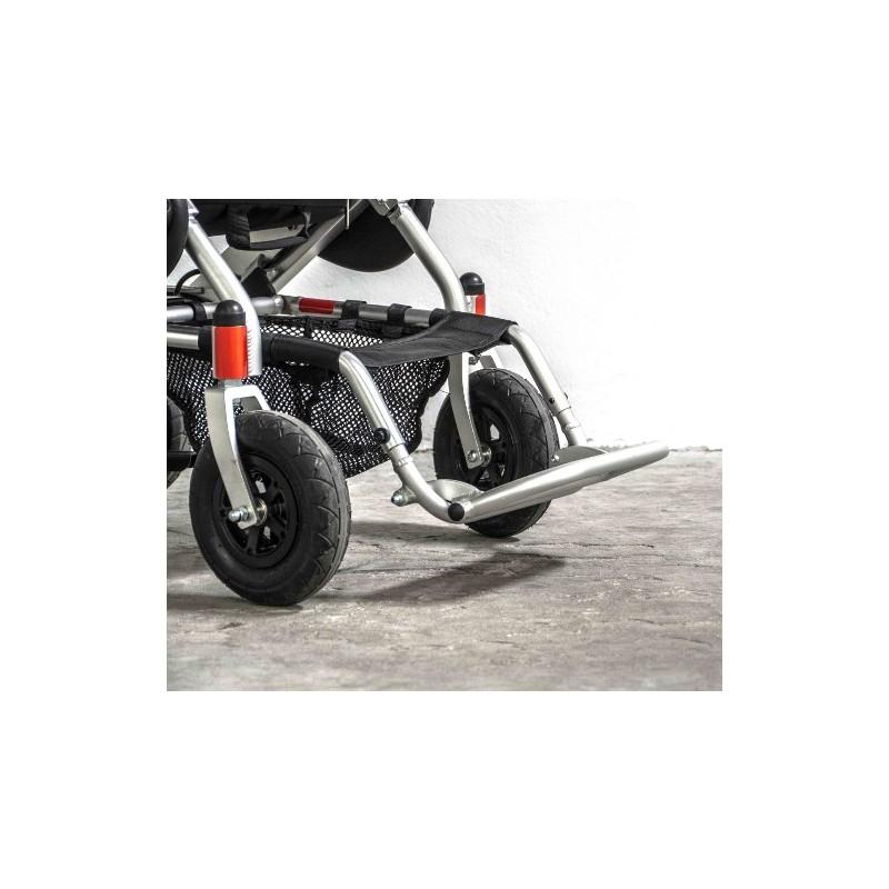fauteuil roulant electrique pliant smartchair et smart chair xl