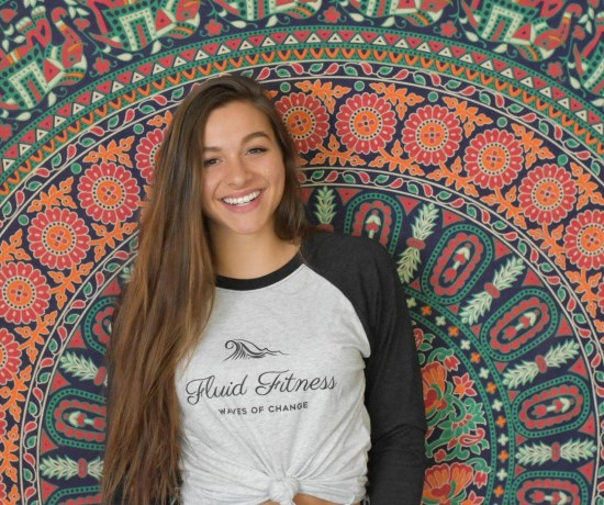 Fluid Fitness Q&A with Gabrielle Seghi