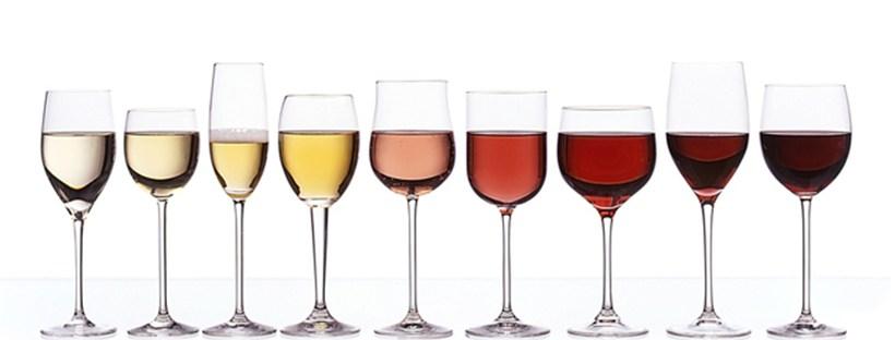 Les 9 styles de vin principaux
