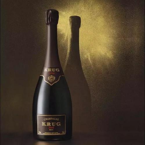 Champagne Krug Clos d'Abonnay 1995