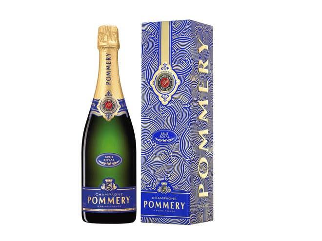 Meilleures marques de Champagne : le Pommery