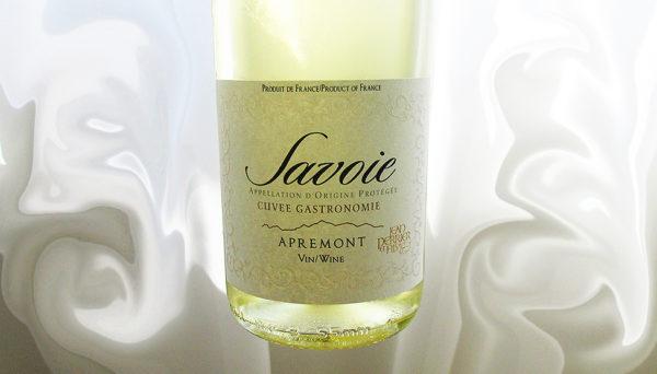 Apremont 2018 Cuvée Gastronomique de Perrier classé 75° par Wine Spectators