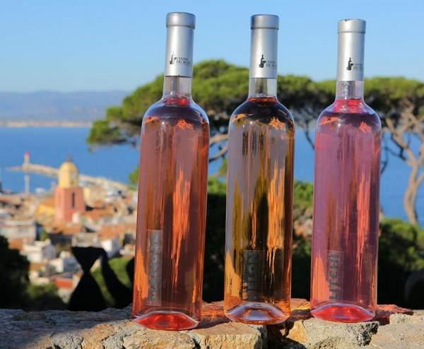 L'influence de la région pour choisir un bon vin rosé