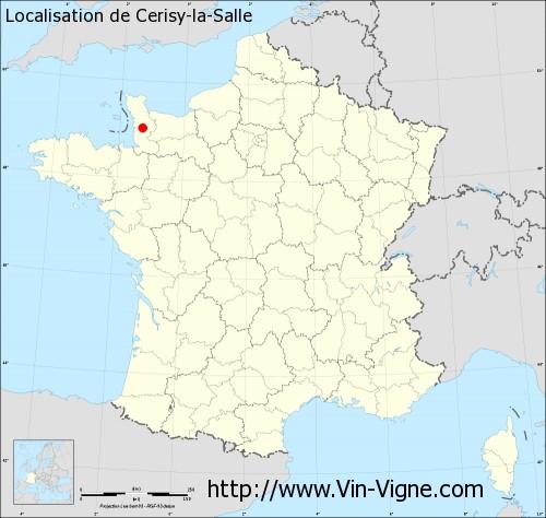 village de cerisy la salle 50210 informations viticoles et generales
