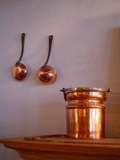 comment nettoyer le cuivre pour qu'il reste bien brillant