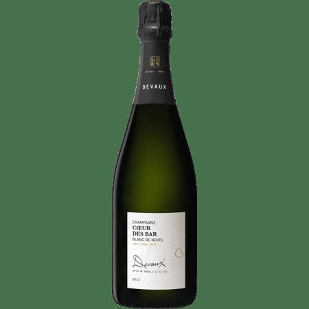 blanc de noirs cœur des bar champagner devaux