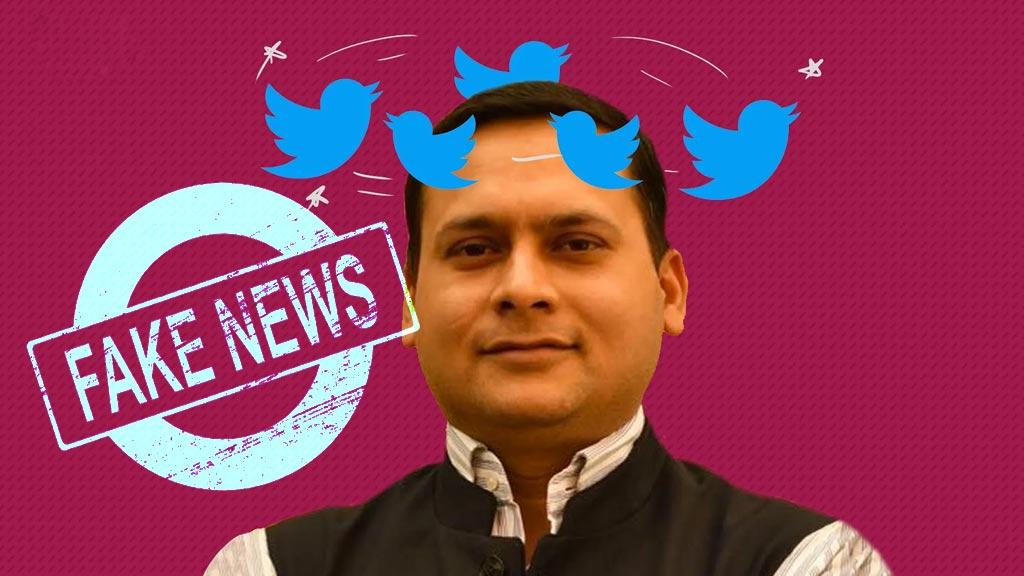 பா.ஜ.க தலைவர் அமித் மால்வியா : பொய் செய்திகளின் ஊற்றுக்கண் !