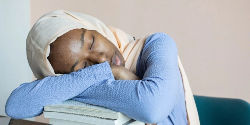 stay awake during self study