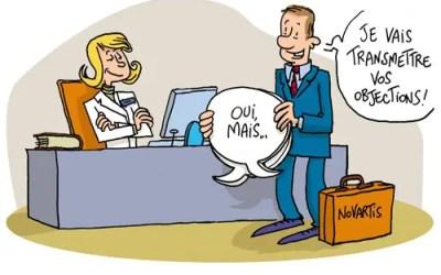 Illustrations pour Novartis