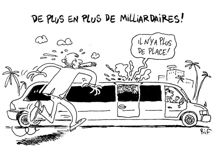 milliardaires