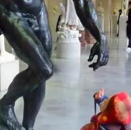 Arthur vs Rodin