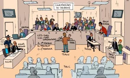 Tribunal des assises