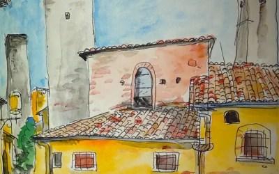 Toscane. 2013.