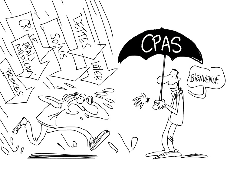 CPAS - Crayonné sur iPad - ©Vincent Rif
