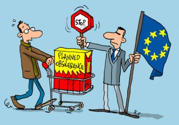Europe and planned obsolescence (cartoon)