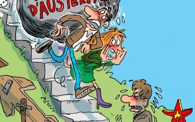 L'emploi face aux politiques d'austérité en Belgique