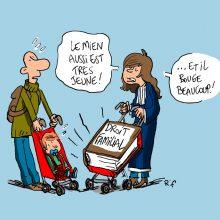 Le droit familial illustré par Vincent Rif