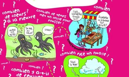 Le Livre des combien aux Editions La Martinière Jeunesse