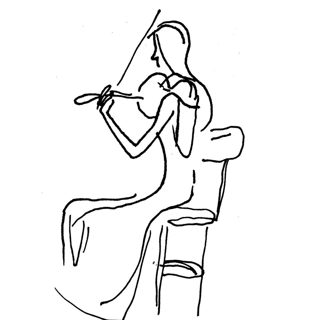 Musicienne de Albin de la Simone
