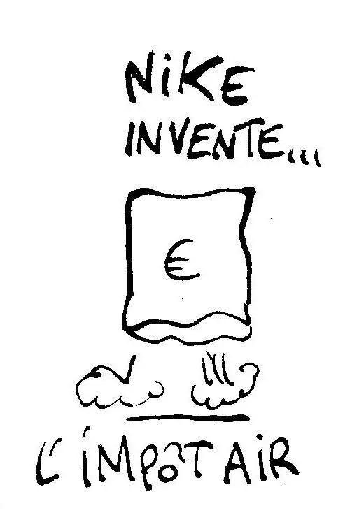 Nike et les Paradise papers