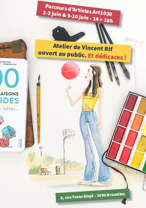 Vincent Rif À ART1030