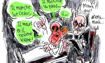 Le pape François, les homosexuels et les psychiatres