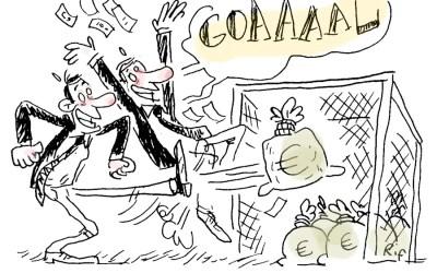 Fraudes et corruption dans le foot belge