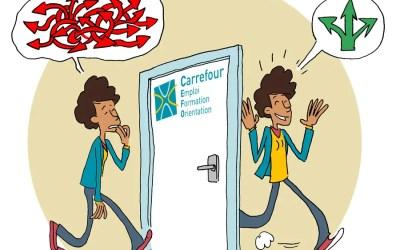 Illustrations pour le Mémorandum des Centres d'insertion