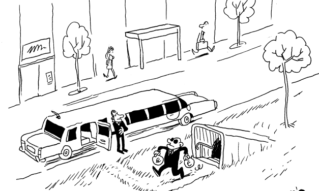 L'économie souterraine