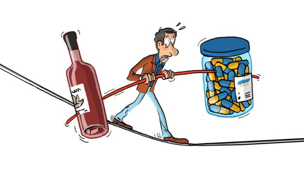 Alcool et médicaments, cocktail à risque