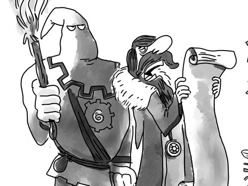 Le confinement, une solution médiévale