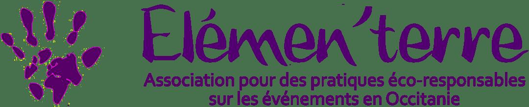 logo de l'association Elémen'terre