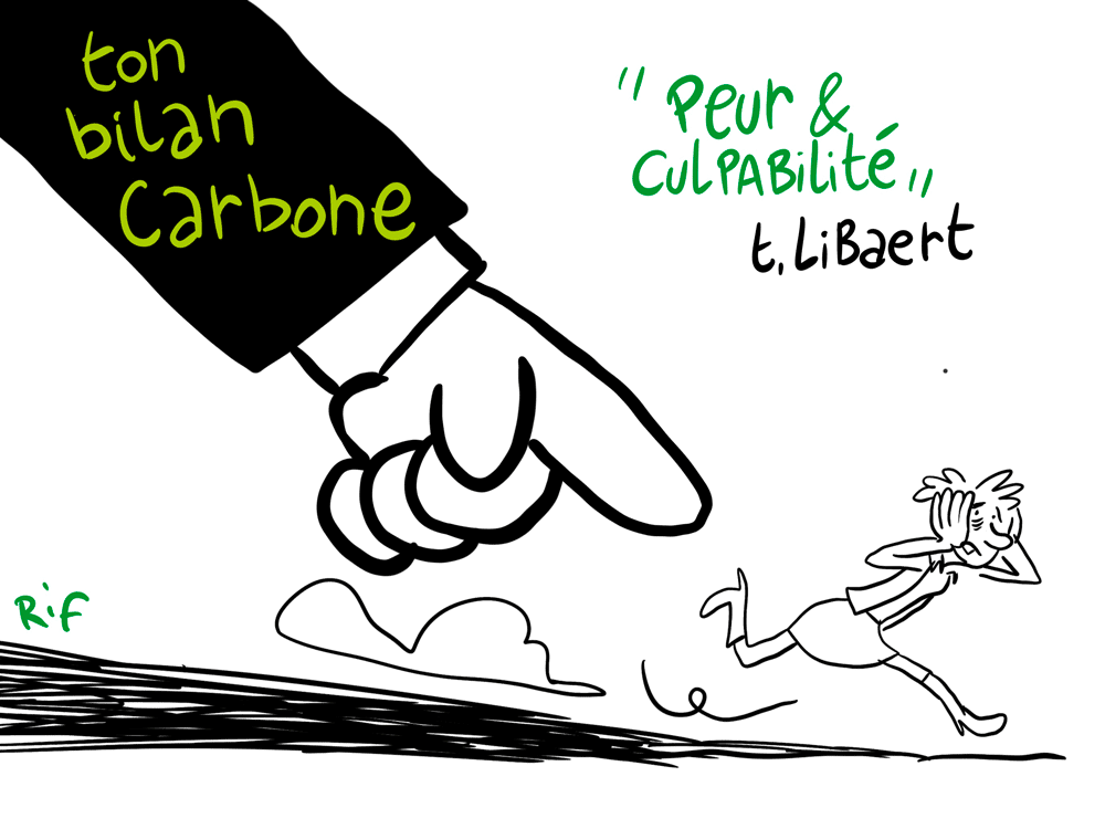 Bilan carbone - festivals et politiques de transition écologique en Occitanie
