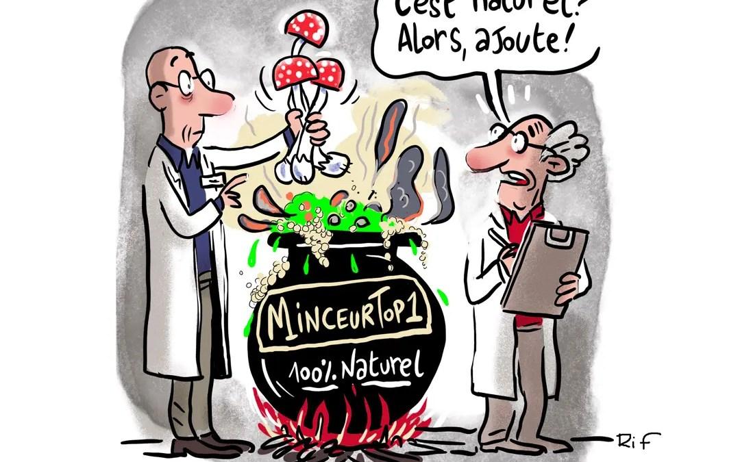 Médicament naturel, médicament sain ?