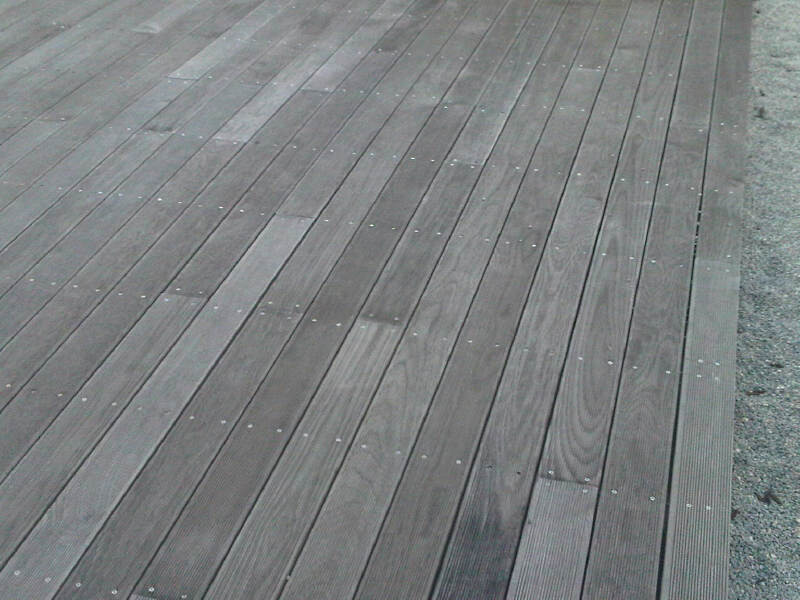 Vincent Timber Picture Gallery Thermo Ash Decking