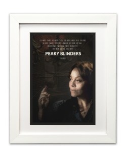 Aunt Polly Peaky Blinders Art Print