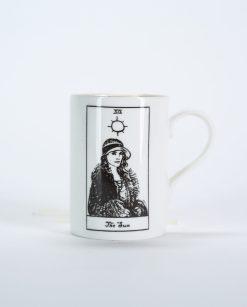 The Sun May Carleton mug