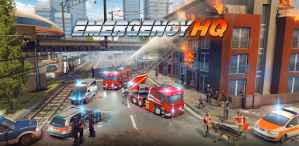 EMERGENCY HQ, videogame per Android ed iOS