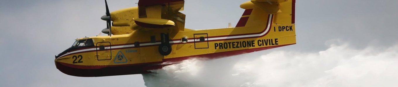 Protezione Civile: al via la campagna estiva antincendio boschivo 2019