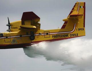 Protezione civile: al via la campagna estiva antincendio boschivo 2020
