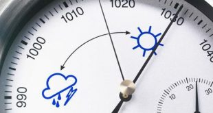 San Nicandro 1, misurazione della pressione atmosferica falsata