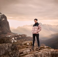 The North Face - Misty Rose ©Christaan Felber