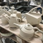 Teapots Thrown And Handbuilt Vince Pitelka