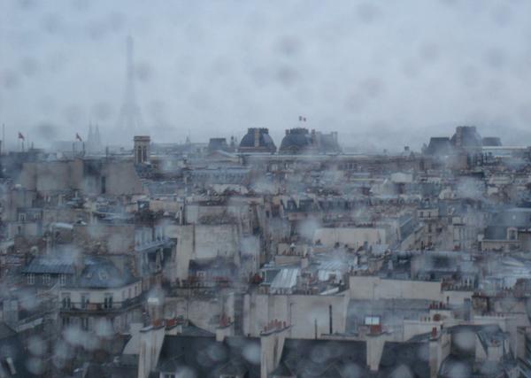 Paris à  l'heure bleue