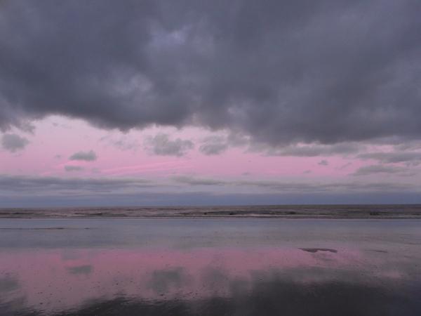 Vinciane Lacroix, Lever de soleil à Mer du Nord, photographie (CC-BY-SA 2.5)