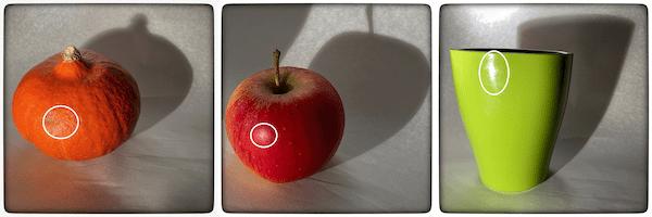 Influence de la rugosité sur la réflexion spéculaire