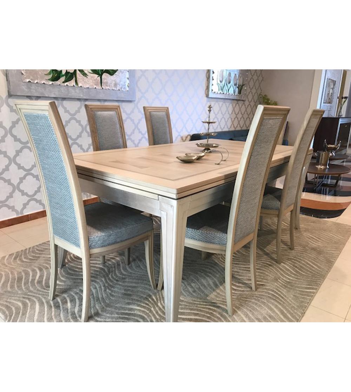 cantiero table avec 6 chaises collection ca venier sur l offre