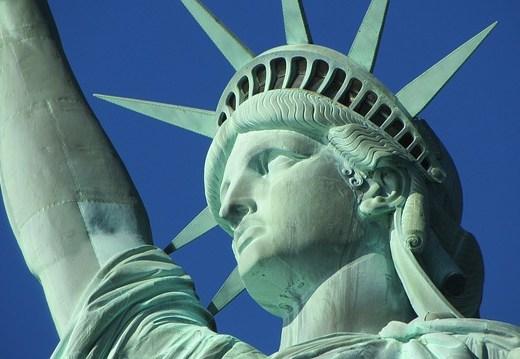 vrijheidsbeeld new york