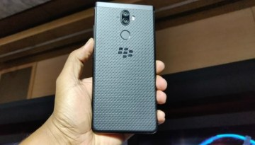 BlackBerry Evolve and BlackBerry Evolve X