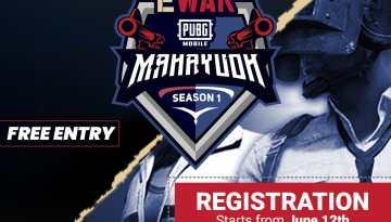 "EWar Unveils Season 1 ""EWar PUBG Mahayudh"""